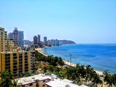 18 Places You Have to See in Colombia - Travelastronaut Most Beautiful Beaches, Beautiful Places, Club Colombia, Santa Marta, Little Island, Caribbean Sea, City Beach, Travel Images, Sandy Beaches
