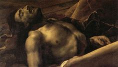 Details of The Raft of the Medusa, Theodore Gericault   1819 Oil on canvas 491 x 716 cm Paris,musee du Louvre