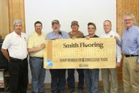 Mountain View Missouri  | Mountain View Co. Marks Milestone in Workplace Safety - May 24, 2013 Smith Flooring