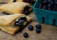 Blueberry Vanilla Cream Cheese Pie