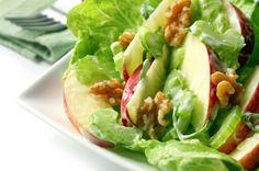 Salade fantaisiste céleri et pommes