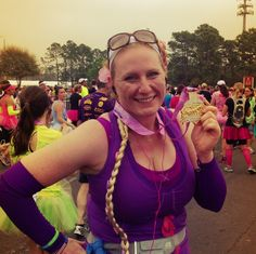 This makes me want to run again. One woman's experience at the Disney Princess 1/2 Marathon.