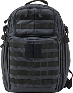 5.11 Tactical Rush 24 Backpack Double Tap Outdoor Camping HIking Tactical Gift  #511