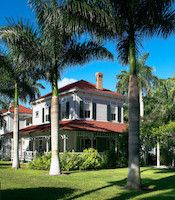Edison & Ford Winter Estates - I would love to live here for a winter.  Ft. Myers, that is.  Pretty sure you can't actually live at the Estates.  But if you could... I totally would.