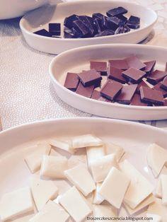 Troszeczkę Szczęścia: • Wodna kąpiel czekoladowa •