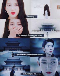 Moon Lovers Ending W Kdrama, Kdrama Memes, Kdrama Actors, Moon Lovers Quotes, Moon Lovers Drama, Drama Film, Drama Movies, Scarlet Heart Ryeo Wallpaper, Wang So