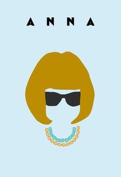Fashion Icons Illustrations | GossipFever on Xanga