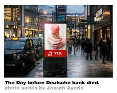 The Day before Deutsche Bank died: Nb. 3