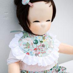 Cute Newborn Baby Bib Frilly Bib Lace Cotton Infant Toddler Handmade Eb230 #Ggoomduboo