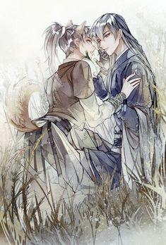 麒麟土狗-吟子__涂鸦王国插画