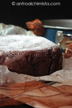 Torta Quattro Quarti al Cacao