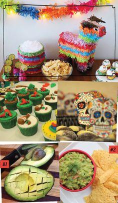 #DIY #mexico festa mexicana, parte 1: a comida