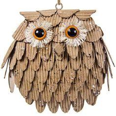 owl at Cracker Barrel