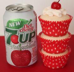diet cupcakes