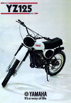 1977 Yamaha YZ125 Brochure 2 | Flickr - Photo Sharing!
