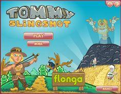 Play game Tommy Slingshot at http://unblockedgamesaz.com/tommy-slingshot.game