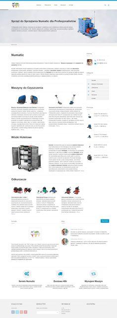 http://www.maszyny.maxczysto.pl New Responsive web design - Numatic