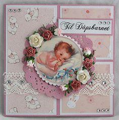 Bodils hobbyblogg Baby Crafts, Frame, Cards, Home Decor, Picture Frame, Decoration Home, Room Decor, Frames, Map