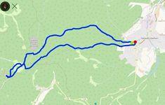 Wandern in Thüringen zum Bergsee an der Ebertswiese