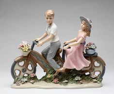 Lladro-Antique-Porcelain-Figurines