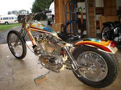Custom Motorcycles, Custom Bikes, Richie Rich, Classic Harley Davidson, Bike Wear, Retro Futuristic, East Bay, Digger, Bobbers