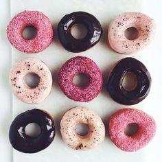 Hjemmelavede doughnuts og opskrift