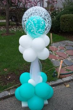 Hostess with the Mostess® - Tiffant theme baby shower