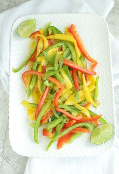 mango pepper salad w