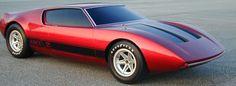 1969 AMC AMX II Concept Car