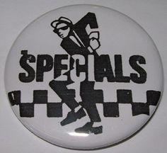 Specials  #punk #rock #music #buttons www.drstrange.com