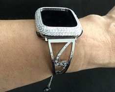 Etsy :: Your place to buy and sell all things handmade Apple Watch Bands Fashion, Etsy Seller, Buy And Sell, Bling, Rose Gold, Watches, Trending Outfits, Unique Jewelry, Handmade Gifts