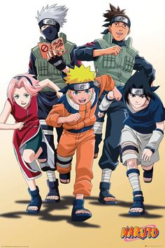 Naruto Run - Official Poster