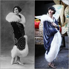 Everything Miss Fisher, The Foxy Lady Detective — Miss Fisher versus Vintage Art (133)   Vintage Art...