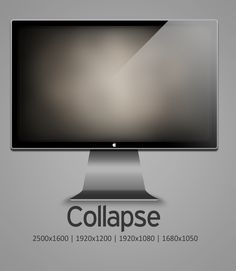 Collapse Wallpaper by fancq.deviantart.com