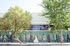 I want to do this with my wedding party!