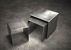 Raw Steel Tables