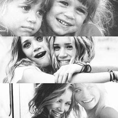 Olsen twins I've loved them from the start!
