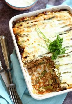 Fruits And Vegetables, Lasagna, Food And Drink, Cooking, Ethnic Recipes, Fitt, Ideas, Kitchen, Fruits And Veggies