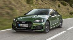 2019 Audi RS5 Coupe Review and Specs