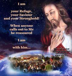 I AM YOUR REFUGE