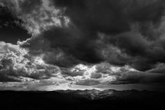 RMNP: The gathering of clouds. The Gathering, Photo S, Clouds, World, Outdoor, Outdoors, The World, Outdoor Games, The Great Outdoors