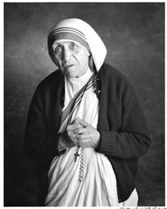 "Mother Teresa - Reflections on Working Toward Peace: ""How is it that you never seem to judge anyone who comes to you?"" She said, ""I never judge anyone because it doesn't allow me the time to love them."""