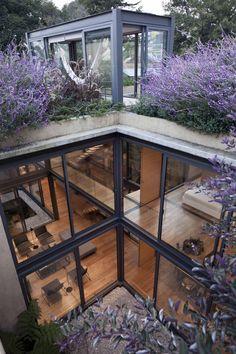 Galería - Casa de los Cuatro Patios / Andrés Stebelski Arquitecto - 14