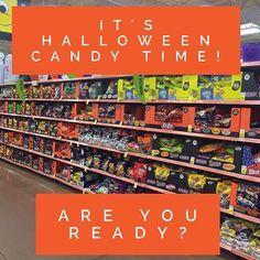 Can you believe this is the site at my local grocery store already?? There's a full aisle lined on BOTH sides with candy. 😩. . I'm so glad I have my accountability group and Shakeology to keep me away from this!  I don't want to report it to them, so I can't eat it!! But amazingly, when I drink Shakeology, I don't crave this candy.  I'd much rather get my chocolate fix from my superfoods that give me energy instead of drain it. . Do you have a way to keep yourself from giving in to this…