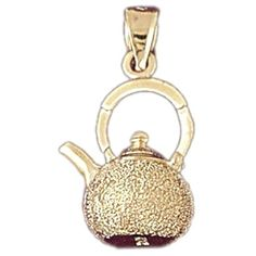 Gold Teapot Charm - This gold charm is inch wide and 1 inch long and contains grams of gold. Gold charms come packaged in a free lovely gift box. All gold charm weights and measurements are approximate. 14k Gold Bracelet, 14k Gold Jewelry, 14k Gold Necklace, 14k Gold Ring, Gold Earrings, Gold Bracelets, Gold Necklaces, Jewelry Box, Engagement Wedding Ring Sets