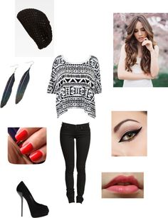 """""""first day of school dream outfit"""" by kdjester on Polyvore"""