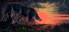 Dying Sun by Tatchit.deviantart.com on @DeviantArt