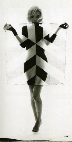 Marilyn Monroe - la dernière séance - Juin 1962 pour Vogue par Bert Stern