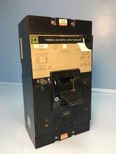 Square D LAL36300 300A Circuit Breaker 600V Type LAL S4 3 Pole LAL-36300 300 Amp (EM1577-3)