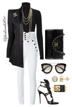 A fashion look from February 2016 featuring ribbed crop top, structure jacket and super skinny jeans. Browse and shop related looks. Sophisticated Outfits, Classy Outfits, Chic Outfits, Fashion Outfits, Diva Fashion, Luxury Fashion, Womens Fashion, Fashion Trends, Lawyer Outfit